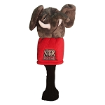 Alabama Crimson Tide Mascot Golf Head Cover