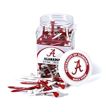 Alabama Crimson Tide Golf 175 Tee Jar