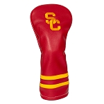 Southern California Trojans Vintage Golf Fairway Head Cover