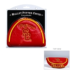 Southern California Trojans Mallet Golf Putter Cover