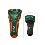 Miami Hurricanes Apex Golf Driver Head Cover