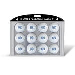 North Carolina Tar Heels Dozen Pack Golf Balls