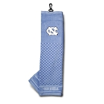 North Carolina Tar Heels Embroidered Golf Towel