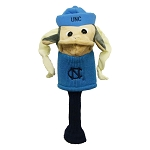 North Carolina Tar Heels Mascot Golf Head Cover