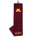Minnesota Golden Gophers Embroidered Golf Towel