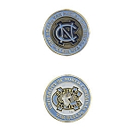 North Carolina Tar Heels Golf Ball Marker